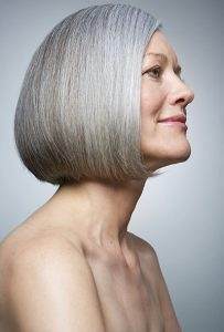 Middle Aged Woman profile - nose surgery in Mechanicsburg, PA